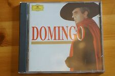 Rare Deutsche Grammaphone Domingo 21 Track 75 Mind 1992 MINT CD Case and Inlays