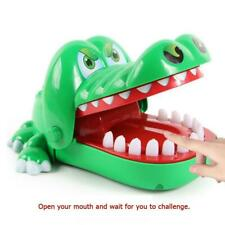 Children Innovative Trick Toys Crocodile Mouth Bite Finger Game Novelty Jokes