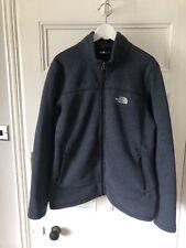 mens north face fleece jacket L/G