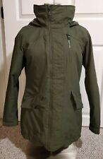 Women's Burton Olive Green Hazel Thermo-Lite Jacket Size Small