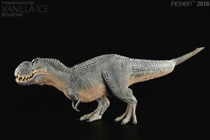 """Rebor 1:35 Scale """"Tyrannosaurus rex Vanilla Ice"""" Mountain BNIB"""