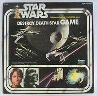 UNUSED 1977 Star Wars DESTROY THE DEATH STAR Board Game SEALED PIECES Kenner