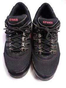Crocs Plastic Spike Golf Golfing Shoes Sz 10  10373-060