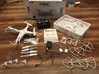 Syma X5C-1 Explorers 2.4Ghz Two drones. 2 batteries. And many accessories camera