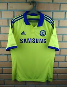 Chelsea Jersey 2014 2015 Away M Shirt M37745 Soccer Football Adidas Trikot