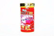 "Fish Food Flowerhorn ""xo ocean free ever red 100g"" Luohan Cichlids Aquarium"