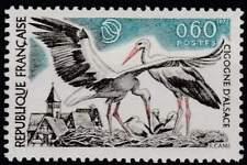 Frankrijk postfris 1973 MNH 1831 - Natuurbescherming / Vogels / Birds