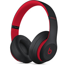 Beats Decade Collection Studio 3 Wireless Bluetooth Headphones - Red & Black