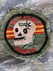 Vietnam War Theater Special Forces Green Beret MACV SOG ARVN THAM SAT Patch