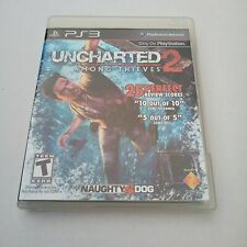 Uncharted 2: Among Thieves PS3 (PlayStation 3)