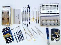 Latest PRF GRF Box membrane cassette instruments kit Soft Brushing Set Dental CE