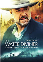 The Water Diviner-Warner-(DVD, 2015)-Russell Crowe-Olga Kurylenko-Region 1