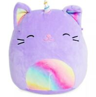 Kellytoy squishmallows 9in - spring collection 5-catcorn