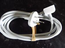 Genuine Apple Australian Macbook iPad iPhone Mains Plug 2 Pin Flat Adapter