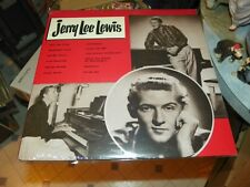 Jerry Lee Lewis- Debut 180g +MP3s WaxTime Records NEW SEALED VINYL LP-LAST ONE