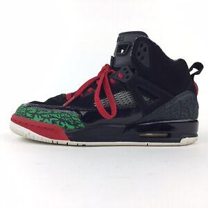 Nike Air Jordan Spizike Joker GS Black Varsity Red 7Y Youth Shoes (317321-026)