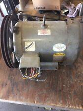 M3710T Baldor 7-1/2HP 1760RPM 213T Frame TE 208-230/460V 3 phase motor