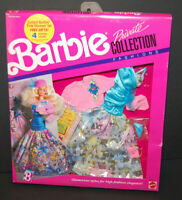 Barbie doll Private Collection outfit #4959 NRFB green pink  outfit 1989