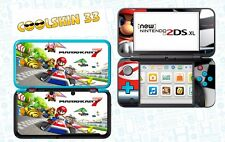 SKIN DECAL STICKER - NINTENDO NEW 2DS XL - 149 MARIO KART 7