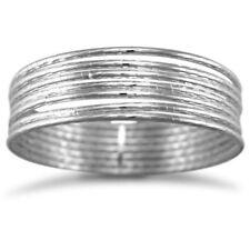 Pulseras de joyería esclavos plata