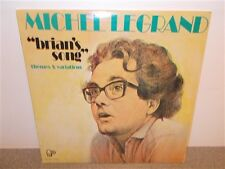 Michel Legrand . Brian's Song Themes And Variations . LP