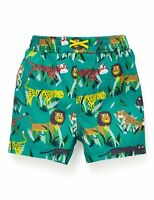 Boys swimming trunks, board shorts, boarder baby swim M&S Marvel Batman Superman
