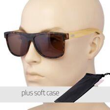 Bamboo Sunglasses Wooden Wood men Women Vintage Polarized Glasses Vintage TOR P