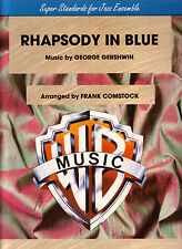 Rhapsody In Blue [George Gershwin] - Bigband Arrangement ... RARITÄT !!!