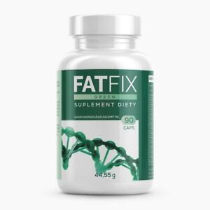FATFIX - Maxi - ORIGINAL 100%-Pack 90 Kapseln #DIÄT #FATBURNER #BLITZVERSAND