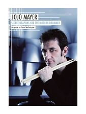 Jojo Mayer Secret Weapons For Modern Drummer A Guide Technique German MUSIC DVD