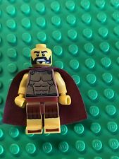 LEGO Spartan Warrior minifigure COLLECTIBLE SERIES 2 NO Helmet