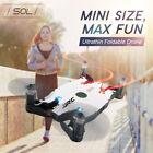 JJRC H49 SOL WiFi FPV Selfie Drone 720P Camera Auto Foldable Arm RC Quadcopter