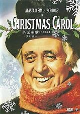 A Christmas Carol - UK Region 2 Compatible DVD Alastair Sim, Rona Anderson NEW