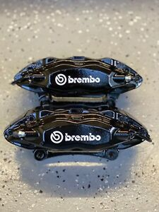 Ford Mustang Brembo Front Pair LH & RH Powdercoated Calipers