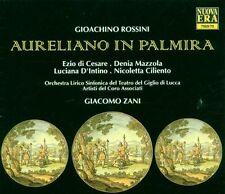Rossini: Aureliano In Palmira / Zani, Di Cesare, Mazzola, D'Intino, Ciliento CD