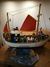 Playmobil Vintage 3551 SUSANNE Fishing Boat Fantastic Used condition.