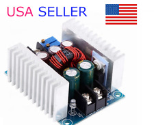 DC step down buck converter - 6-40V to 1.2-36V 20A 300W