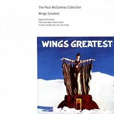 Paul McCartney-The Paul McCartney Collection-WINGS GREATEST-rare CD album