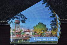 2016 Disney Collectible Gift Card Walt Disney World Disney Springs Water Tower