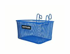 Kettler Handlebar Bike Basket Accessory, Front Mounted Handlebar Wire Storage...