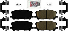Disc Brake Pad Set-ELECTRIC/GAS Front Autopartsource PRC1005