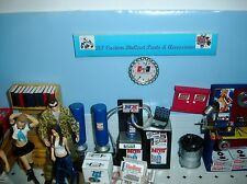 1/18-Aftermarket Performance Manufacturer's CLOCKS- for your shop/garage/diorama