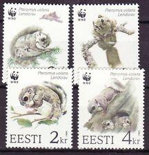 Estonia 1994 - MNH - Dieren / Animals WWF/WNF