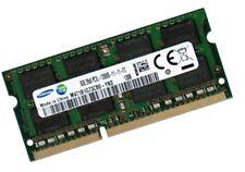 8gb ddr3l 1600 MHz RAM MEMORIA ASUS NOTEBOOK SERIE B bu400a bu400v pc3l-12800s
