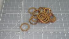 Copper Crush RONDELLE 16mm ID 22 mm DO-olio combustibile FRENI ACQUA