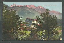 AK 873 Castello AMRAS presso Innsbruck-camminando 1908