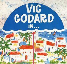 """VIC GODARD in… """"Holiday Hymn"""" - original 5 track Near Mint 1985 EL! 12"""" MINI LP"""