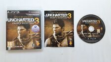 UNCHARTED 3 DRAKES DECEPTION GAME OF THE YEAR EDITION PS3 EXCELLENT CONDITION