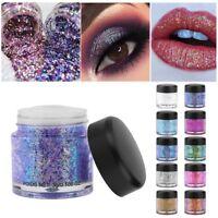 10 Colors Glitter Powder Dust Eyeshadow Set Makeup Cosmetics Eye Shadow Pigment