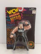 1997 WCW Monday Nitro Hollywood Hulk Hogan Wrestling Action Figure NIP